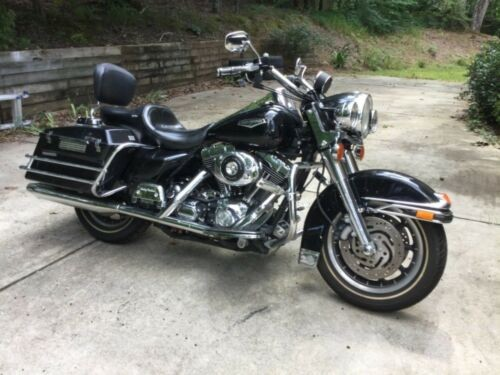 2004 Harley-Davidson Road King Police Black for sale craigslist