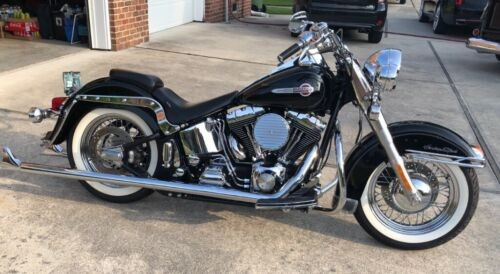 2004 Harley-Davidson Softail Black for sale craigslist