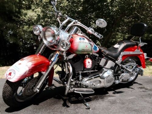 2004 Harley-Davidson Softail Custom RS Red craigslist