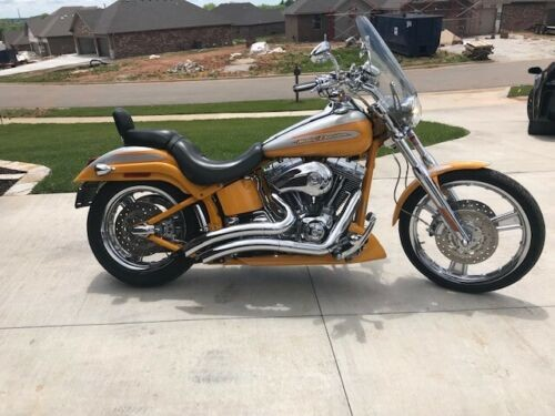 2004 Harley-Davidson Softail Yellow for sale