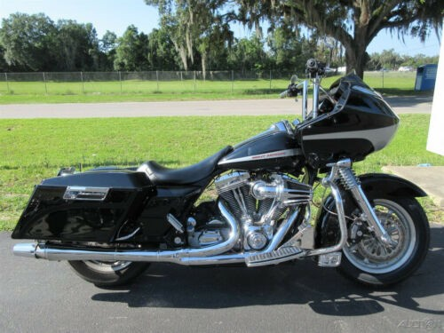 2004 Harley-Davidson Touring Black for sale craigslist