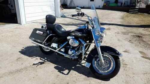 2004 Harley-Davidson Touring Black for sale