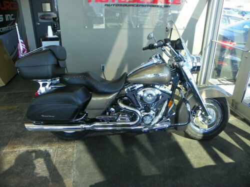 2004 Harley-Davidson Touring fuel injected DOHC Gray craigslist