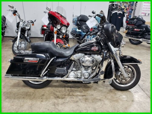 2004 Harley-Davidson Touring Vivid Black for sale