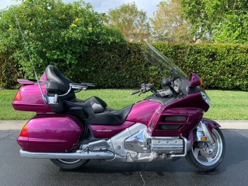 2004 Honda CBR Purple for sale