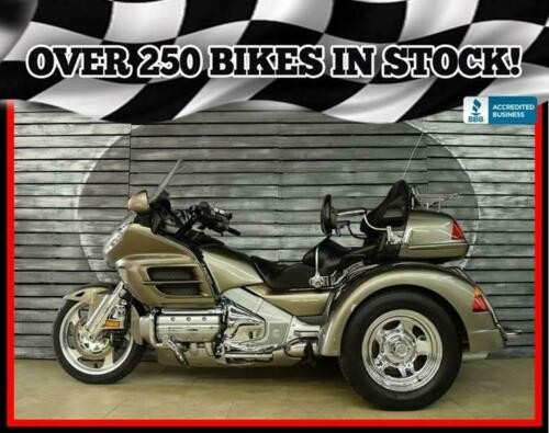 2004 Honda Gold Wing Trike Champagne for sale craigslist