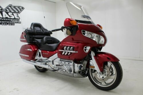 2004 Honda Gold Wing DARK CHERRY RED for sale