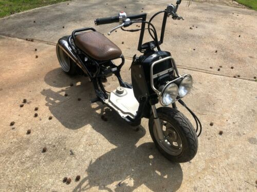 2004 Honda Ruckus Black for sale