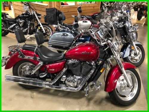 2004 Honda Shadow Sabre™ Red for sale craigslist