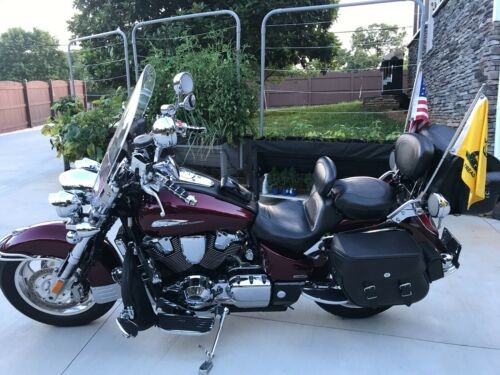 2004 Honda VTX Black Cherry for sale
