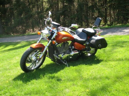 2004 Honda VTX Orange for sale