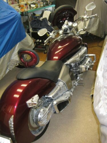 2004 Honda Valkyrie Burgundy for sale craigslist
