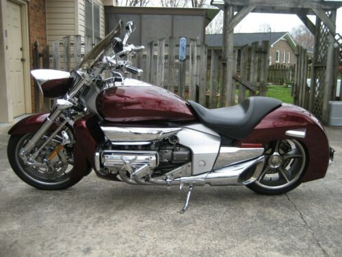 2004 Honda Valkyrie Red for sale