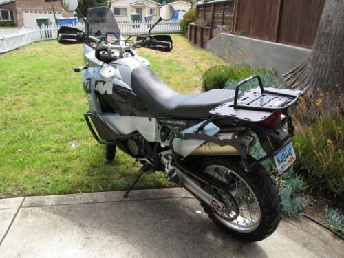 2004 KTM Adventure Silver for sale