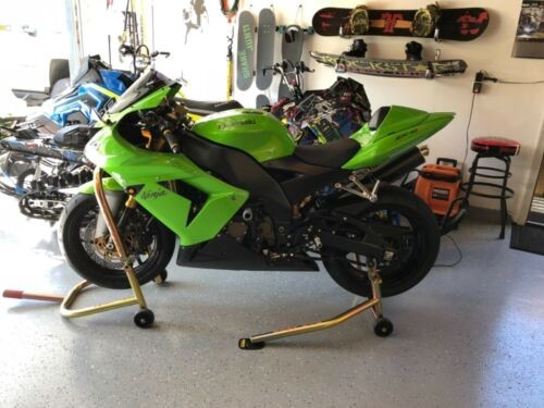 2004 Kawasaki Ninja Green for sale craigslist