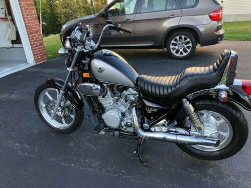 2004 Kawasaki Vulcan Black for sale