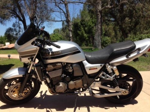 2004 Kawasaki ZRX 1200R Silver for sale craigslist