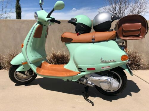 2004 Other Makes VESPA ET4 Green for sale craigslist
