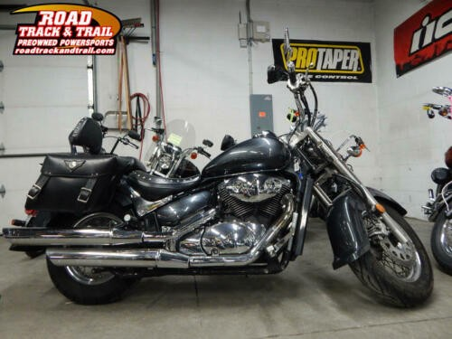 2004 Suzuki Intruder® Volusia™ Limited -- Gray craigslist