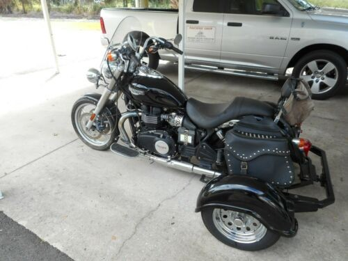 2004 Triumph Speed Master Black for sale
