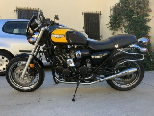 2004 Triumph Thunderbird Sport Black for sale craigslist