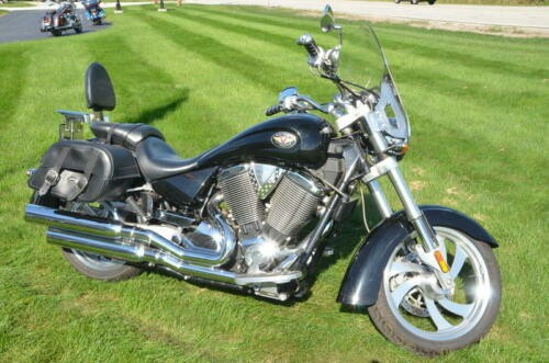 2004 Victory Kingpin™ -- Black for sale craigslist