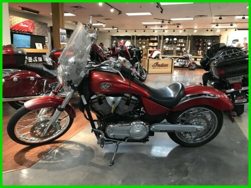 2004 Victory Vegas Red for sale