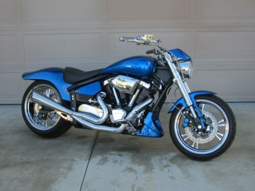 2004 Yamaha Road Star Blue for sale craigslist