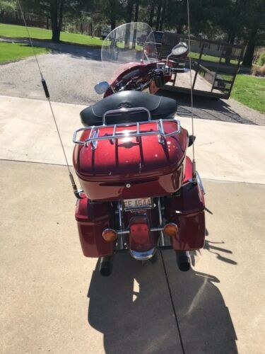 2004 Yamaha Venture Royal Star Red craigslist