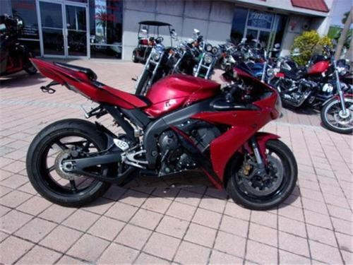 2004 Yamaha YZF-R -- Red for sale craigslist