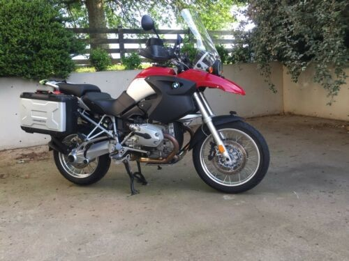 2005 BMW R-Series Red Silver for sale craigslist