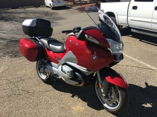 2005 BMW R1200RT Red for sale