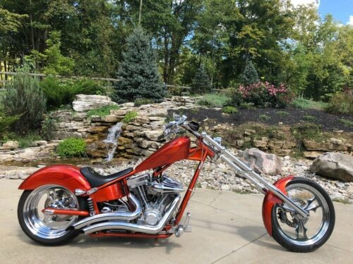 2005 Custom Built Motorcycles Wicked Orange for sale
