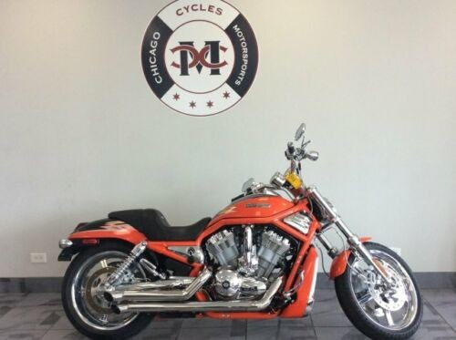 2005 Harley-Davidson CVO V ROD  VRSCE -- Orange for sale craigslist