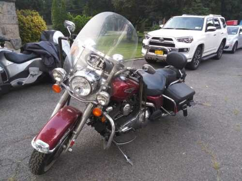 2005 Harley-Davidson FLHRCI Red for sale craigslist
