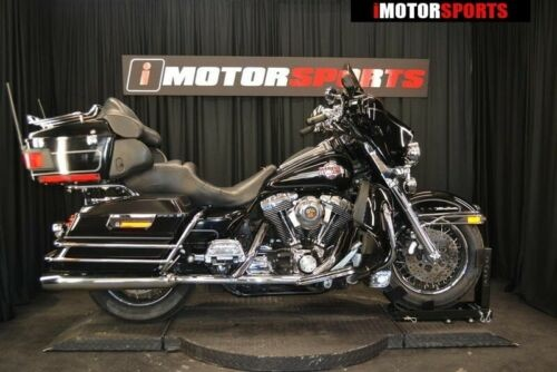 2005 Harley-Davidson FLHTCUI - Electra Glide Ultra Classic Injection -- Black for sale