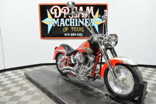 2005 Harley-Davidson FLSTFSE - Screamin Eagle Fat Boy CVO -- Black craigslist