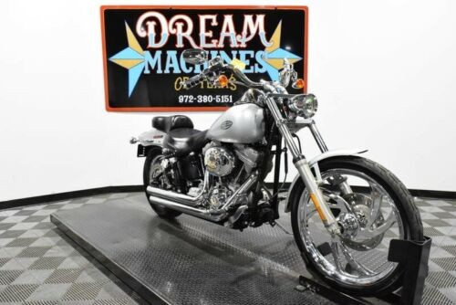 2005 Harley-Davidson FXSTI - Softail Standard Managers Special -- Silver for sale