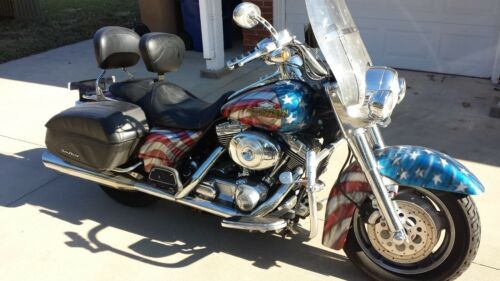 2005 Harley-Davidson Other Patriotic Red, White and Blue craigslist