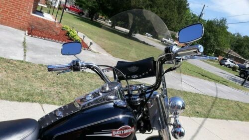 2005 Harley-Davidson Softail Black and Chrome for sale craigslist
