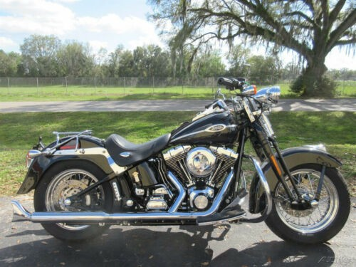 2005 Harley-Davidson Softail Springer® Softail® Black for sale
