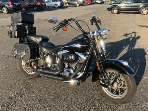 2005 Harley-Davidson Softail Black for sale craigslist