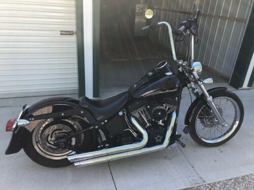 2005 Harley-Davidson Softail Black for sale