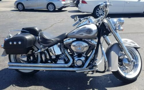 2005 Harley-Davidson Softail Gray/ SIlver for sale
