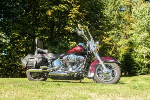 2005 Harley-Davidson Softail Red craigslist
