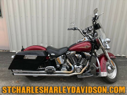 2005 Harley-Davidson Softail FLSTC - Heritage Classic Red for sale