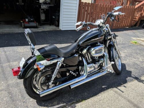 2005 Harley-Davidson Sportster Black for sale craigslist