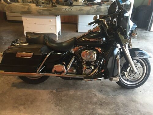 2005 Harley-Davidson Touring Black for sale