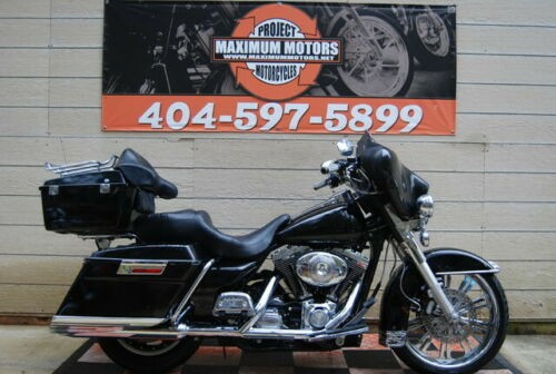 2005 Harley-Davidson Touring Black for sale craigslist