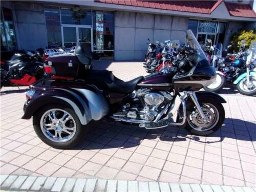 2005 Harley-Davidson Touring -- Brown for sale craigslist